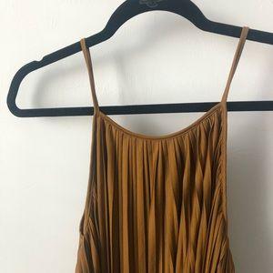 Zara Tops - Pleated top